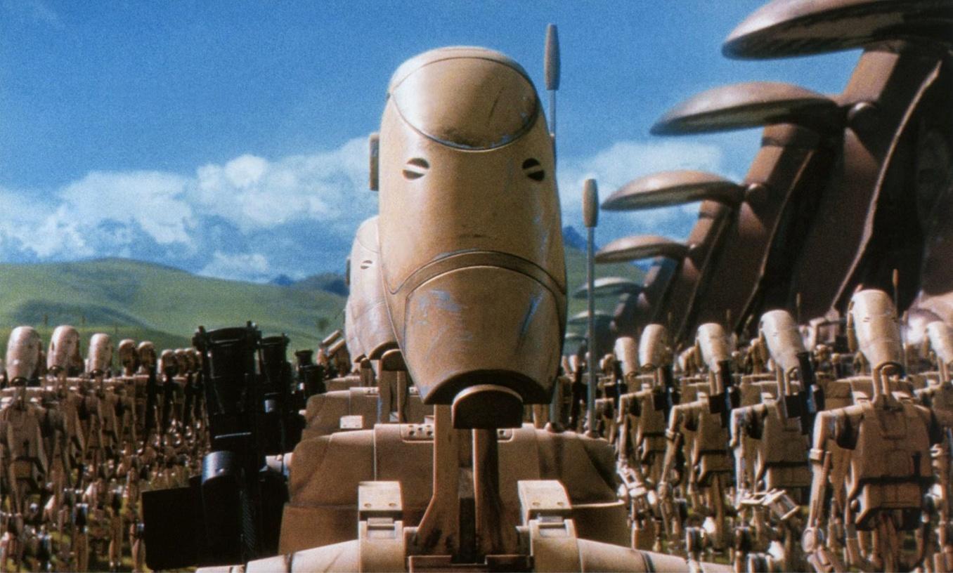Несколько фан-теорий о Звездных Войнах - 2