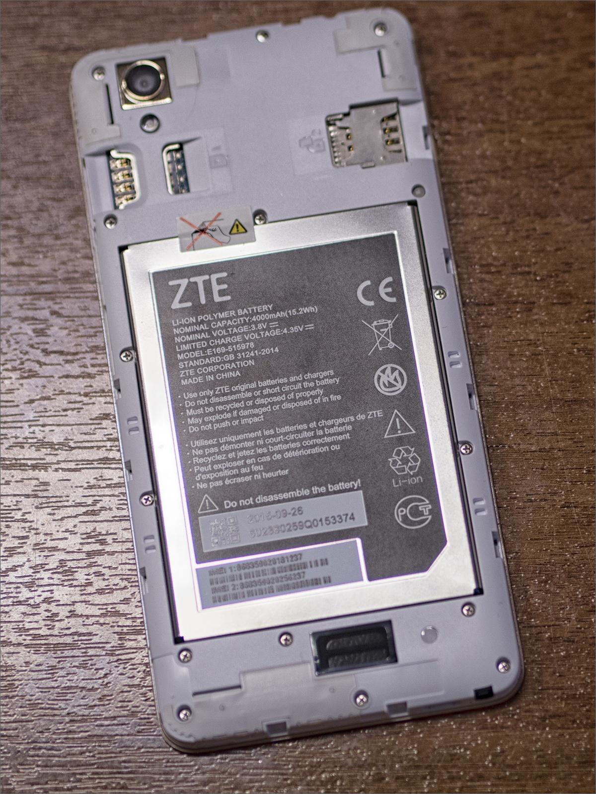 Обзор смартфона ZTE Blade X3 — новая реальность - 10