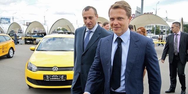 Власти Москвы рассматривают запрет Uber - 1