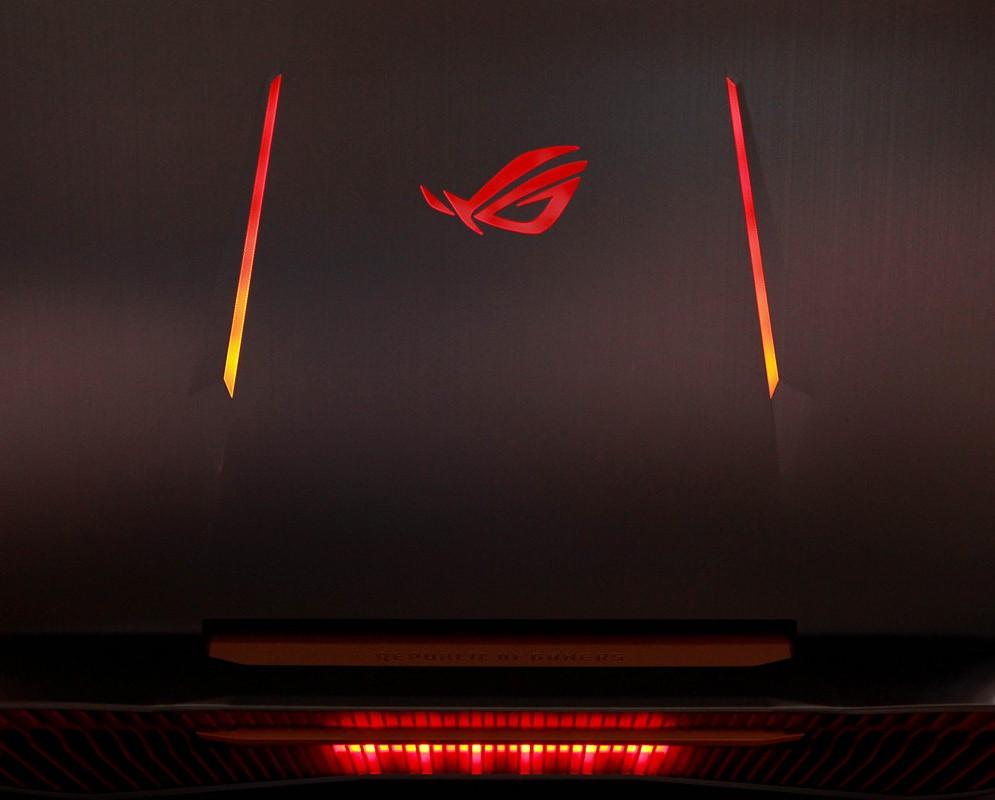 Обзор игрового ноутбука G752VY - 13