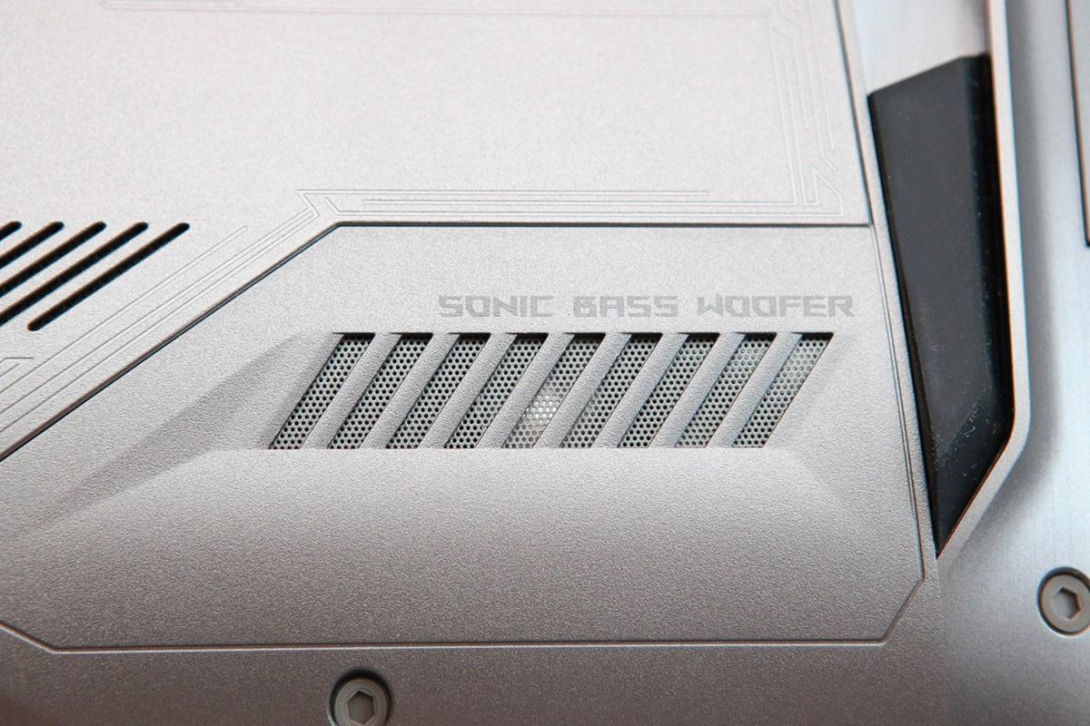 Обзор игрового ноутбука G752VY - 17