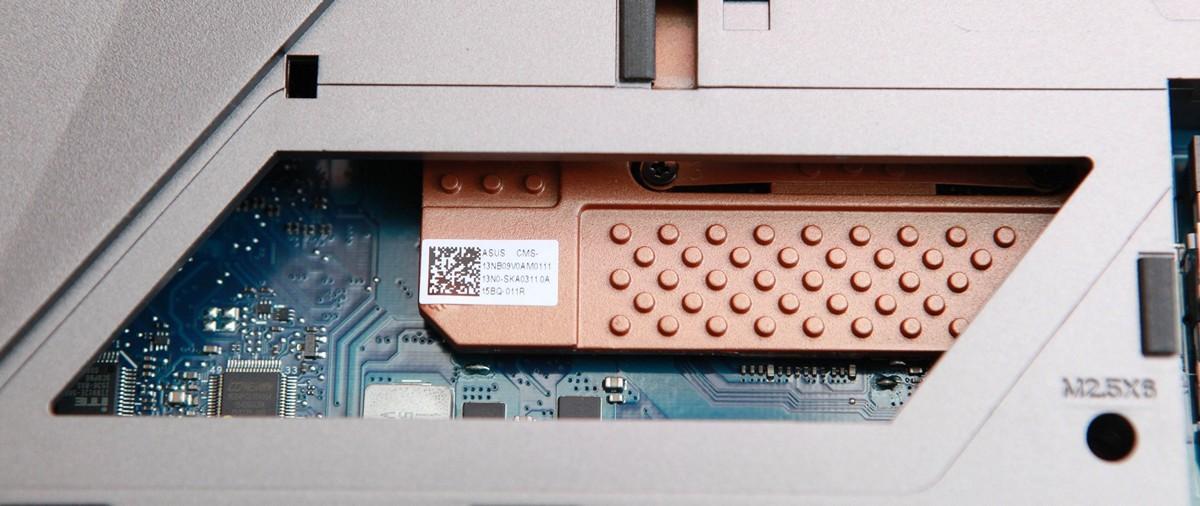 Обзор игрового ноутбука G752VY - 22