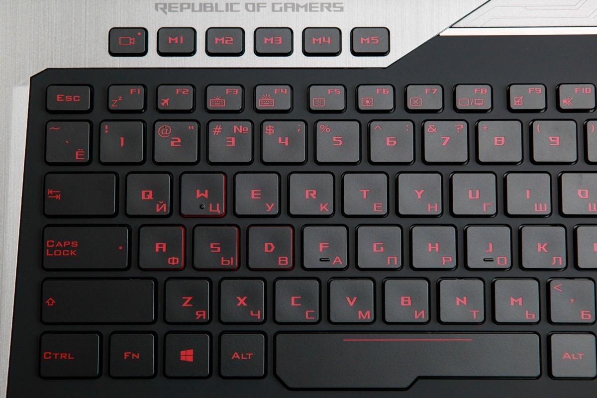 Обзор игрового ноутбука G752VY - 27