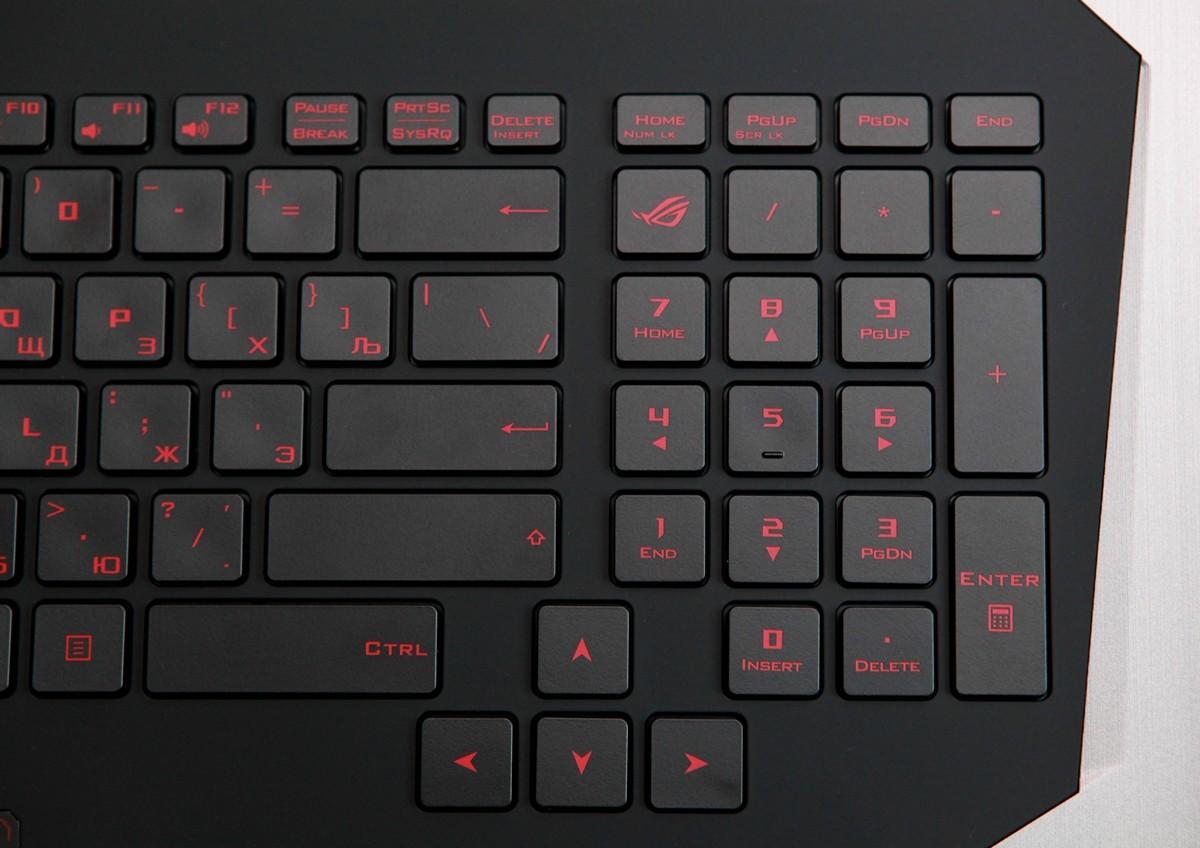 Обзор игрового ноутбука G752VY - 28