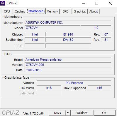 Обзор игрового ноутбука G752VY - 4