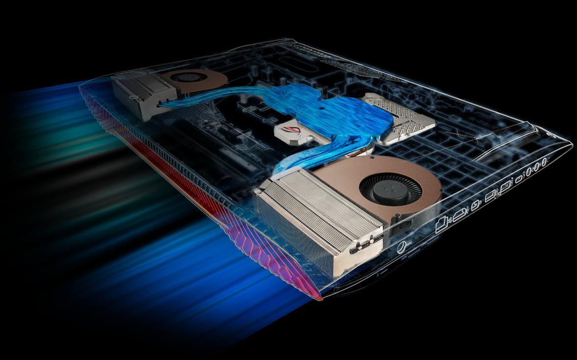 Обзор игрового ноутбука G752VY - 54
