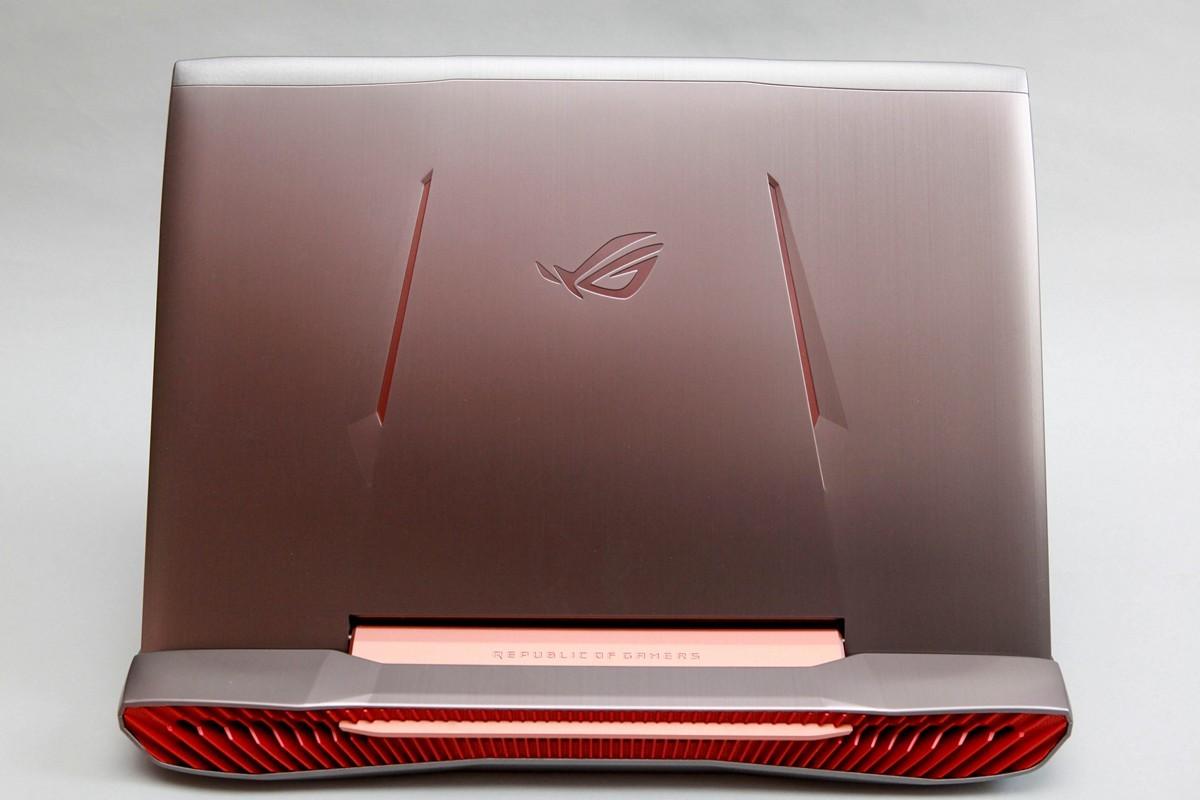 Обзор игрового ноутбука G752VY - 9