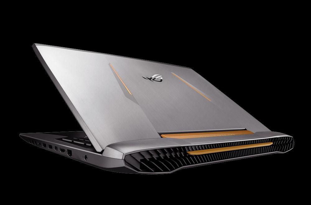 Обзор игрового ноутбука G752VY - 1