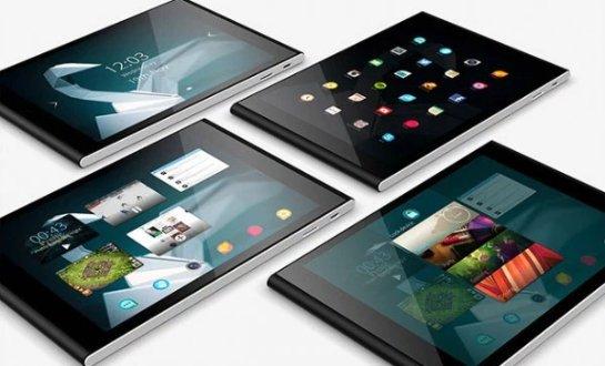 Проект Jolla Tablet принято решение закрыть