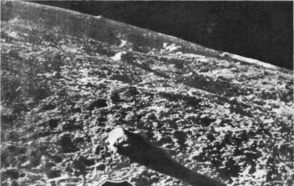 50 лет первым снимкам с поверхности Луны - 1