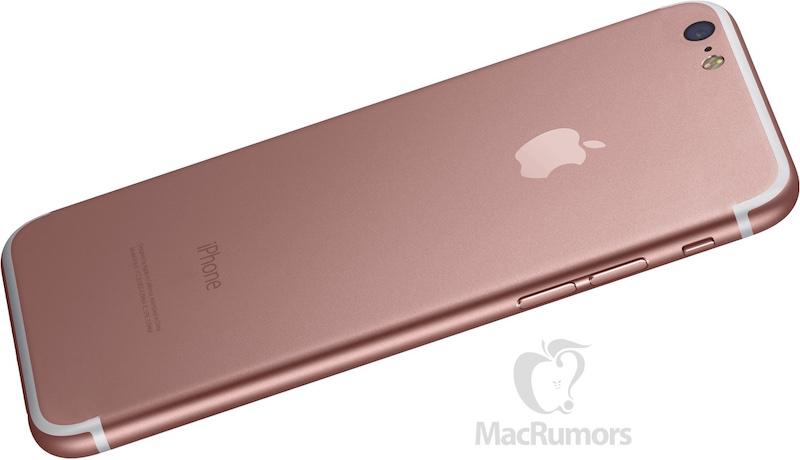 По слухам, iPhone 7 избавится не ото всех пластиковых полосок на корпусе. Камера не будет выступать за габариты корпуса