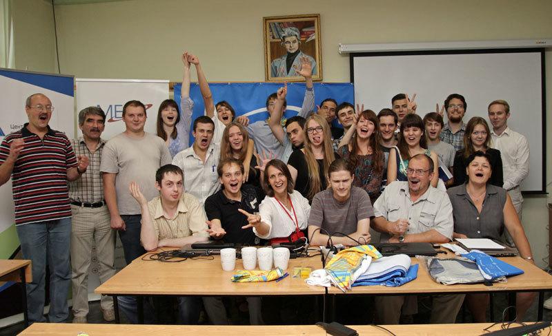 Зимняя школа «Интернет вещей на платформе Intel Edison». Нижний Новгород, 8-13 февраля - 1