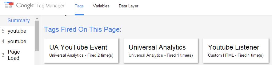 Аналитика видео на YouTube: YouTube Analytics, Google Analytics и Google Tag Manager - 18