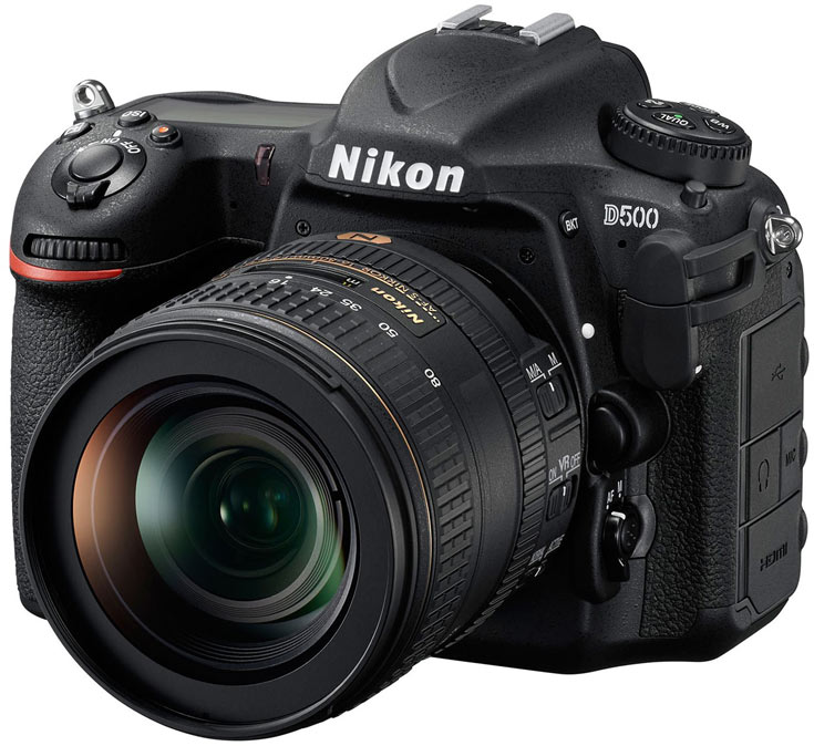 В продаже Nikon D500 появится в марте по цене $2000