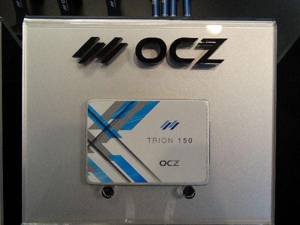 Новые линейки SSD от OCZ и другие новинки с CES 2016 - 2