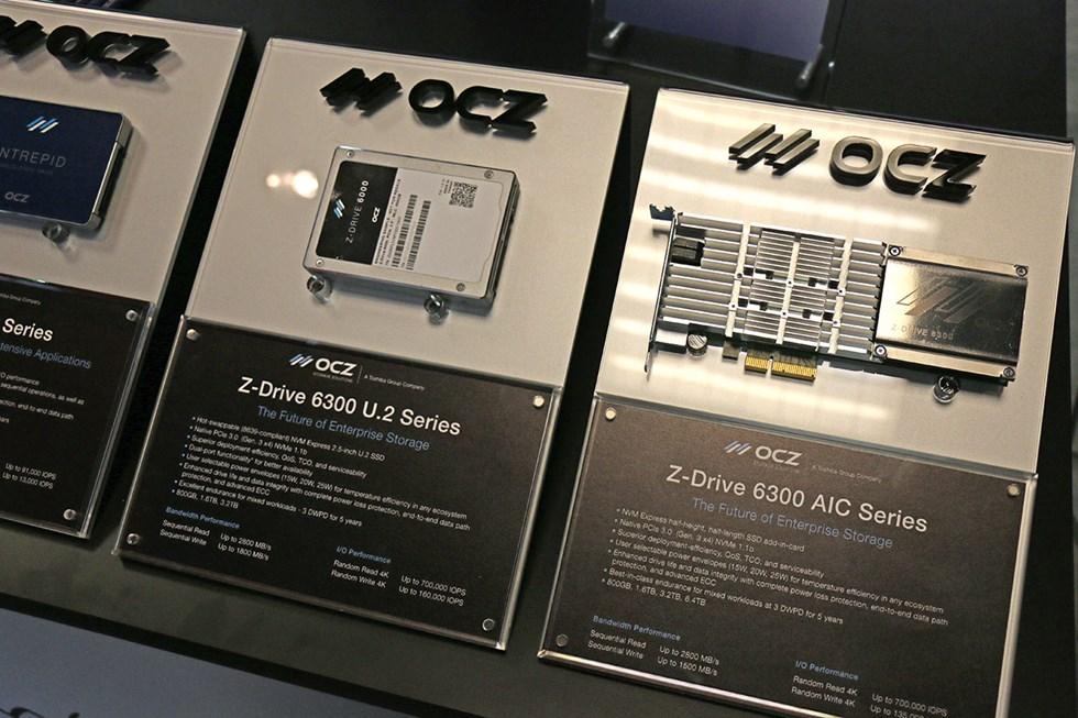 Новые линейки SSD от OCZ и другие новинки с CES 2016 - 1