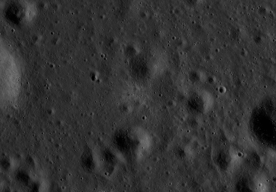 Почему «Хаббл» видит Плутон, но не видит «Аполлон»? - 8