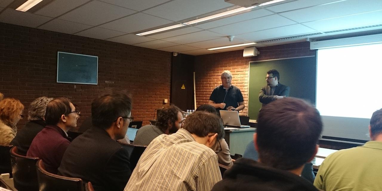 Вафли против технологий на FOSDEM 2016 - 12