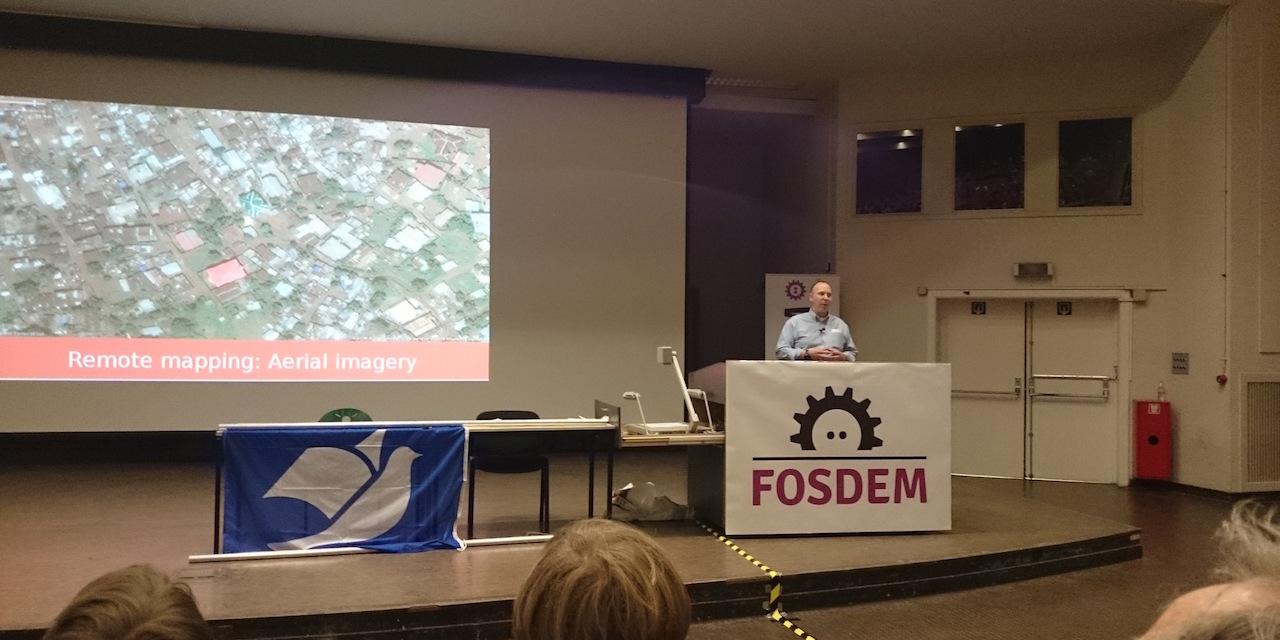 Вафли против технологий на FOSDEM 2016 - 30