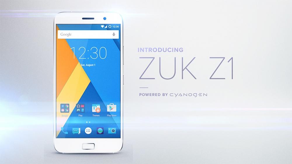 Весной в России начнет продаваться смартфон ZUK Z1. Что это за устройство и причем здесь Lenovo? - 3