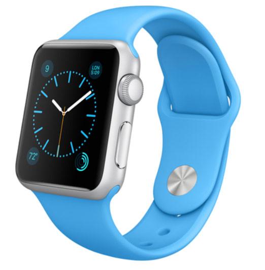 Официально названы цены и дата начала продаж умных часов Apple Watch