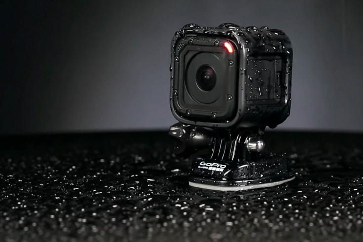 GoPro отчиталась за 2015 финансовый год