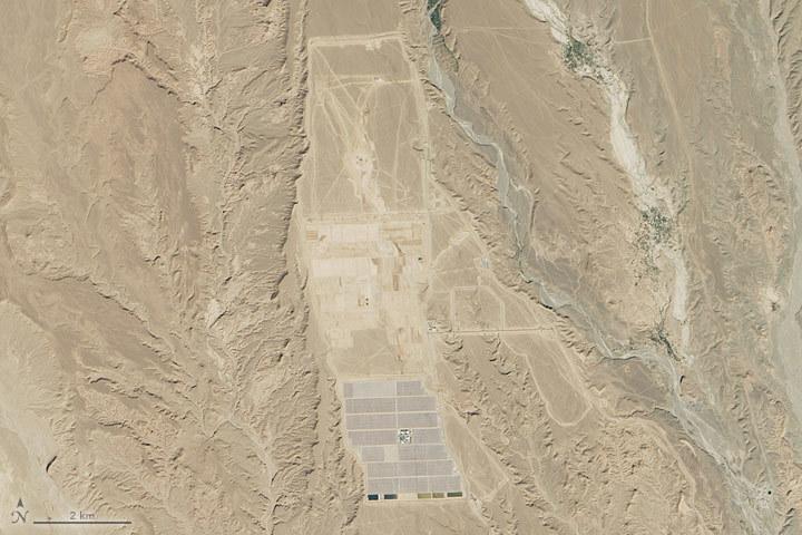 В Марокко запустили крупнейший в мире концентратор солнечной энергии - 3