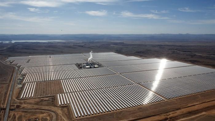 В Марокко запустили крупнейший в мире концентратор солнечной энергии - 1