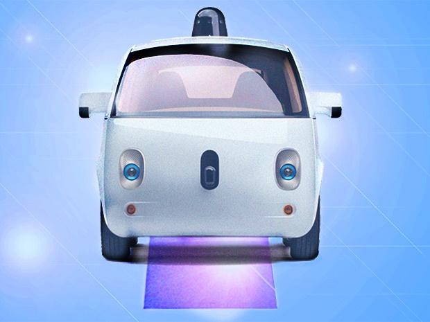 В Google считают функцию беспроводной зарядки робомобиля критически важной