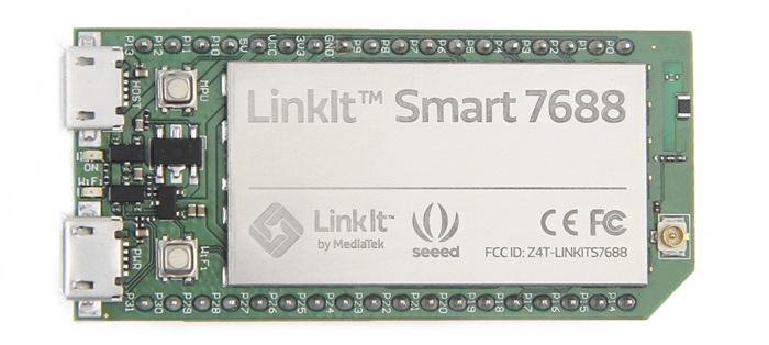 MediaTek LinkIt Smart 7688 – платформа для IoT и систем автоматизации - 4