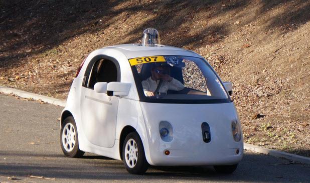 Беспилотные автомобили Google начнут тестировать на улицах Лондона
