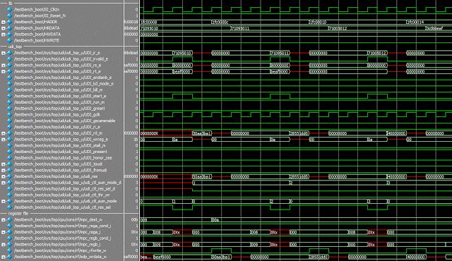 Добавляем инструкции в микропроцессор MIPS, которые работают в конвейере как его собственные - 5