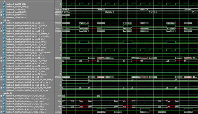 Добавляем инструкции в микропроцессор MIPS, которые работают в конвейере как его собственные - 7