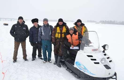 Зачем томские учёные взрывают лёд - 1