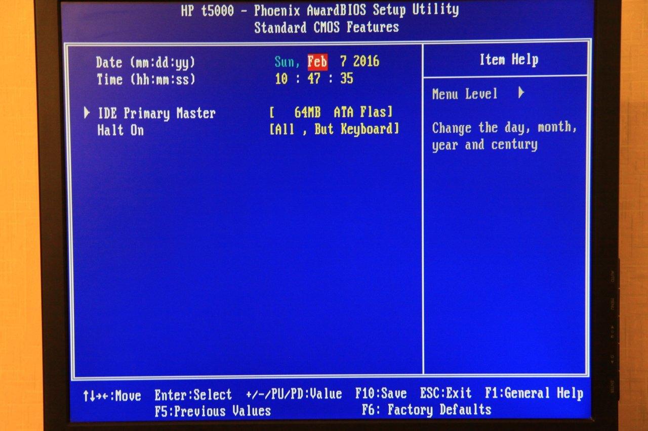 Запускаем DOS игры на тонком клиенте HP Compaq t5520 2006 года выпуска - 11