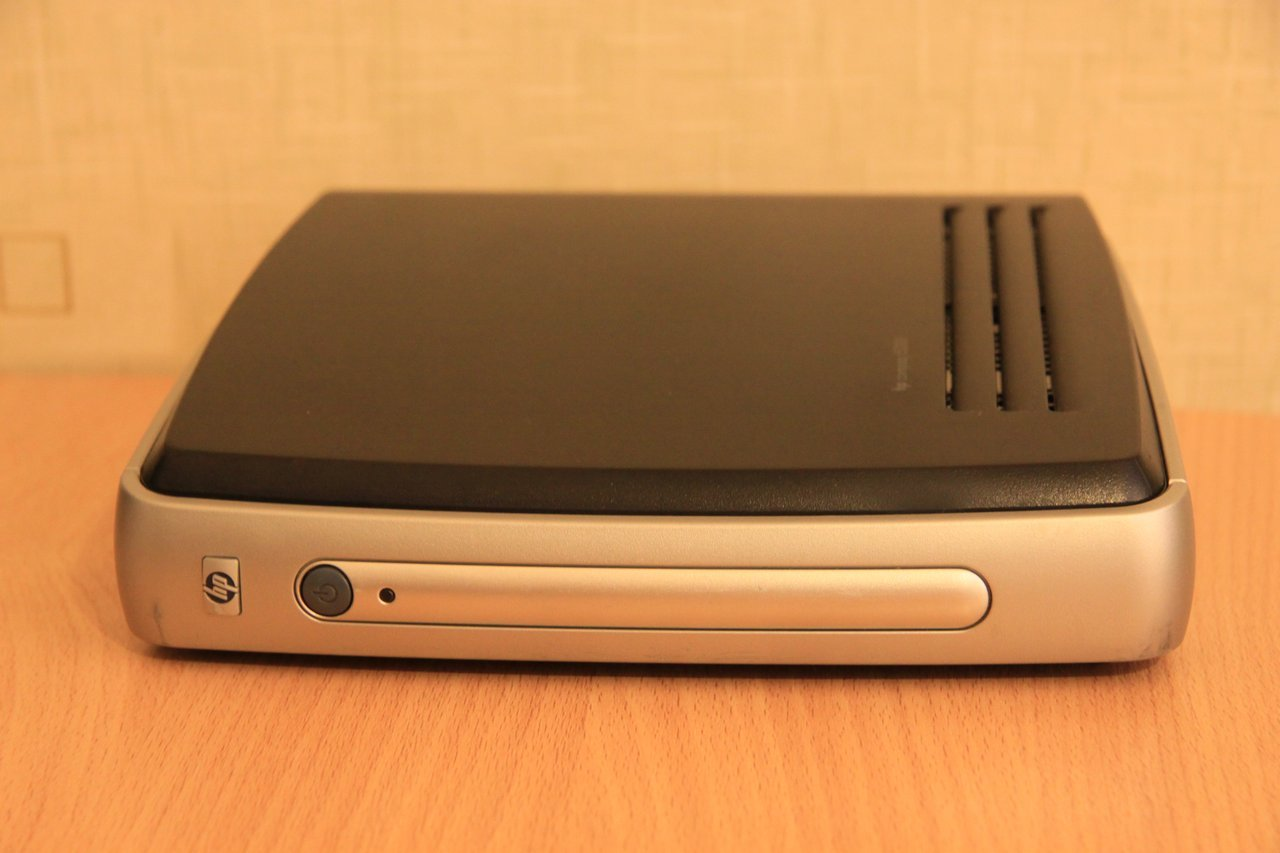 Запускаем DOS игры на тонком клиенте HP Compaq t5520 2006 года выпуска - 3