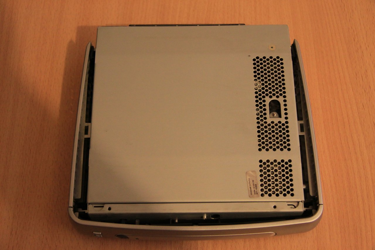 Запускаем DOS игры на тонком клиенте HP Compaq t5520 2006 года выпуска - 4