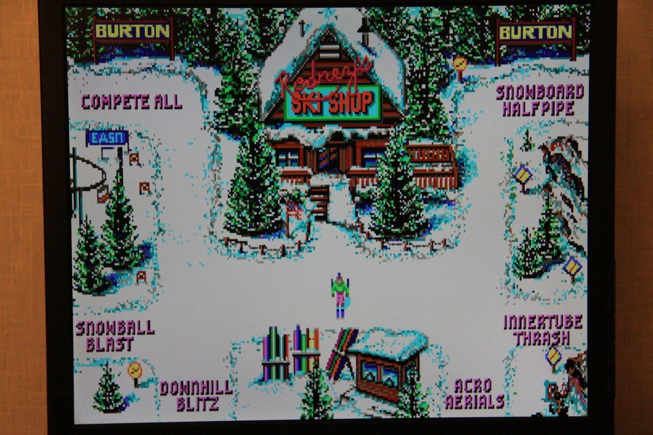 Запускаем DOS игры на тонком клиенте HP Compaq t5520 2006 года выпуска - 46