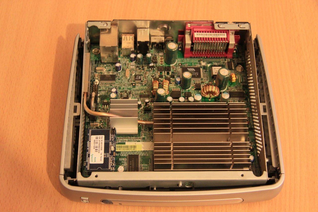 Запускаем DOS игры на тонком клиенте HP Compaq t5520 2006 года выпуска - 5