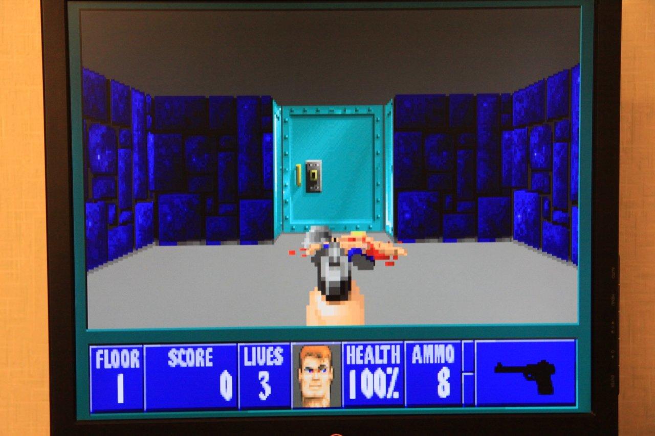 Запускаем DOS игры на тонком клиенте HP Compaq t5520 2006 года выпуска - 59