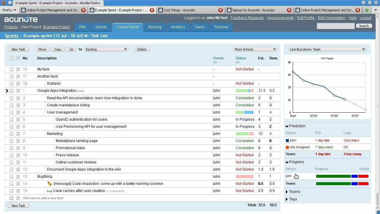 43 полезных сервиса для управления проектами. Без эпитетов - 22