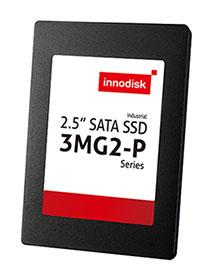 Промышленные SSD Innodisk 3MG2-P с аппаратным шифрованием соответствуют спецификации TCG OPAL 2.0