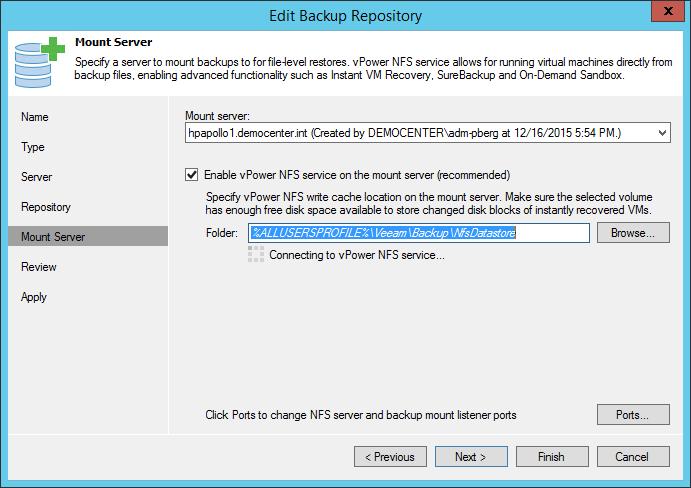 Что нового в Veeam Backup & Replication 9.0: повышаем эффективность создания и хранения резервных копий - 3
