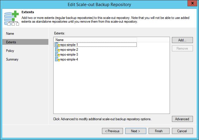 Что нового в Veeam Backup & Replication 9.0: повышаем эффективность создания и хранения резервных копий - 4
