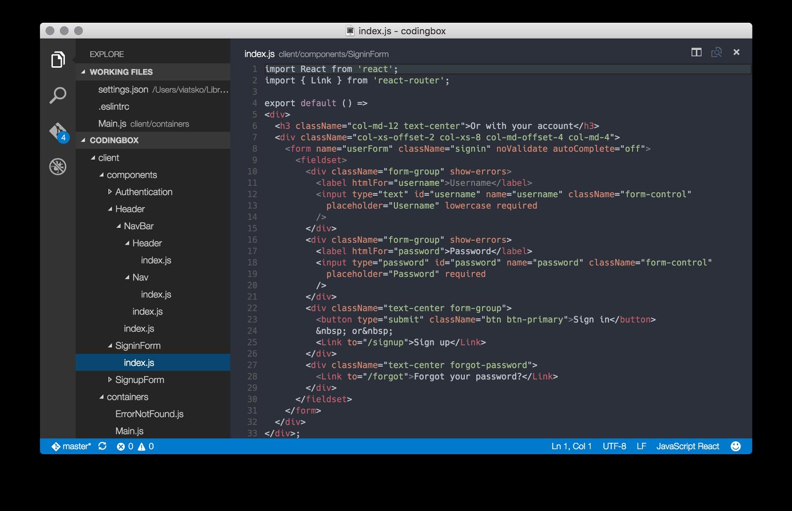 Используем VS Code для Веб-разработки - 1