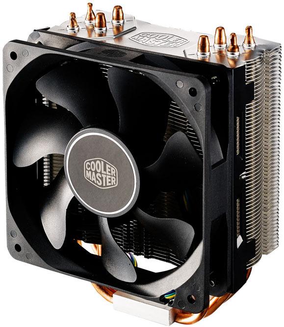 Цены охладителей Cooler Master Hyper 212X и TX3i производитель не приводит