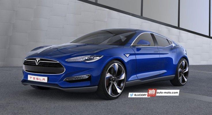 Tesla Model 3 будет стоить от $22100, с учётом налоговых вычетов - 1