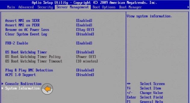 Обновление FRUSDR для оптимальной производительности сервера (платформа INTEL) - 2