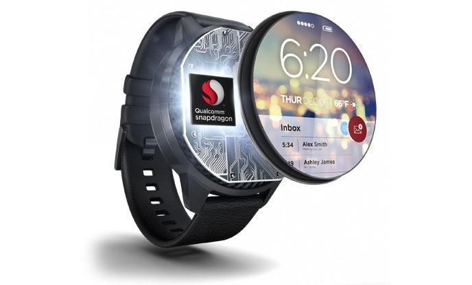 SoC Snapdragon Wear 2100 представляет собой оптимизированную SoC Snapdragon 400