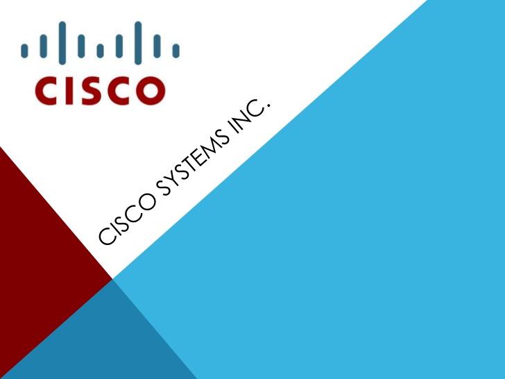 Cisco отчиталась за второй квартал 2016 финансового года